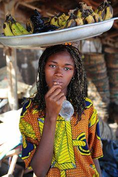 Market in Bobo Dioulasso, Burkina Faso #Expo2015 #Milan #WorldsFair