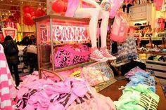 PINK shopping spree! <3