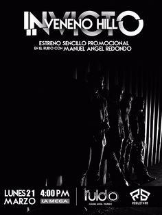 """Veneno Hill lanzará su nuevo tema """"Invicto"""" http://crestametalica.com/veneno-hill-lanzara-su-nuevo-tema-invicto/ vía @crestametalica"""
