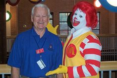 Don Freed - Amazing! More than 20,000 volunteer hours logged for RMHC!