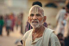 "Saatchi Art Artist Artem Korenuk; Photography, ""Hindu man - Limited Edition 1 of 25"" #art"