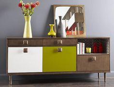Orla Kiely designed sideboard