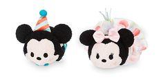 Birthday 2016 Tsum Tsum Set / Mickey n Minnie