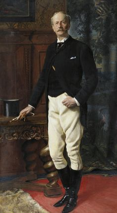 1893 Artist unknown - Portrait of Duke of Saxe-Altenburg Old Portraits, Portrait Art, Adele, Vintage Gentleman, Vintage Men, Sunday Images, 1870s Fashion, Hermitage Museum, Art Costume