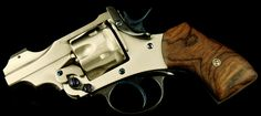 This Baby Mark VI is just one of many Webley designs produced here at Mob Guns. This particular piece is a .45 ACP revolver which has undergone a tailored ...webley vi - Google Search
