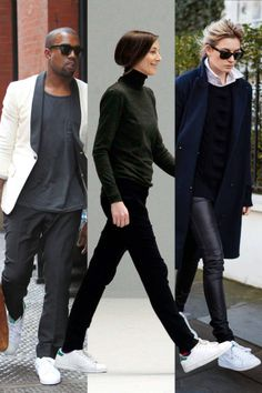 Adidas Relaunches Stan Smith - Fashion News - Harper's BAZAAR Magazine