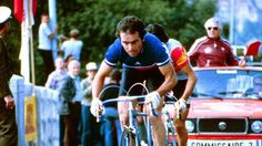 Tour de France legends: Bernard Hinault - ITV