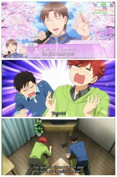 Gekkan Shoujo Nozaki-kun - Couldn't stop laughing at this outcome