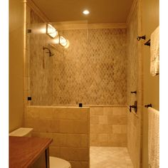 No Door Shower Design Ideas, Pictures, Remodel, and Decor