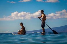 https://flic.kr/p/pdcbKw | Wintertime in Hawaii | Stand-up paddling off of Kaimana Beach. Aka: where I wish I were spending my weekend.