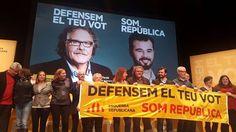 Acte d´inici de campanya d´Esquerra Republicana de Catalunya a Cornellà de Llobregat -Baix Llobregat- http://www.tot-cat.cat/acte-dinici-de-campanya-desquerra-republicana-de-catalunya-a-cornella-de-llobregat-baix-llobregat/