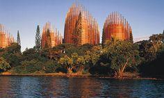 Jean-MarieTjibaou Cultural Center - Renzo Piano