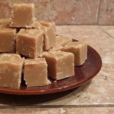 Candy Recipes, Baking Recipes, Dessert Recipes, Desserts, Scone Recipes, Cookie Recipes, Hard Fudge Recipe, Simple Fudge Recipe, Brown Sugar Fudge