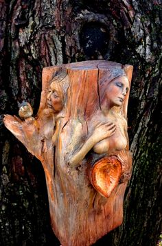 forest crone clay - Google Search