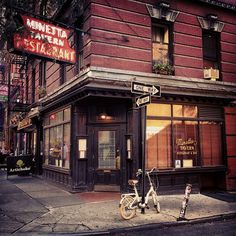 Minetta Tavern - Greenwich Village, NYC