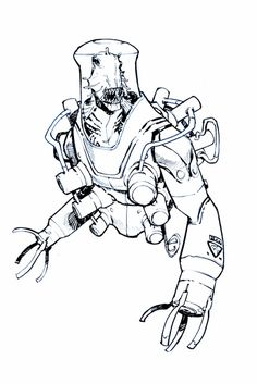Art by Eric Canete* • Blog/Website | (www.ericcanete.deviantart.com) ★…