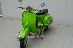 1968 Vespa 150cc Sprint Scooter - Classic Vehicle Auctions - Shannons