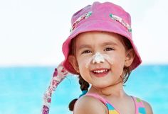 Children are at a higher risk for UV radiation! Read how to take extra precautions to protect your children from deadly skin cancers in the future!