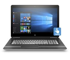 HP Pavilion Notebook, Intel Core i7-6700HQ, 12GB RAM, 1TB HDD, 128GB SSD with Windows 10 (17-ab020nr). Intel Core i7-6700HQ, 2.6GHz, Quad-Core Processor. 12 GB DDR4 SDRAM Memory, NVIDIA GeForce GTX 960M Graphics with 4 GB GDDR5 of dedicated video Memory and up to 10184 MB total Graphics Memory. More productive. Windows 10 is the best for bringing ideas forward and getting things done. 1TB (7200rpm) Hard Drive, 128GB Solid-State Drive. 17.3-Inch diagonal full HD IPS uwva WLED-backlit...