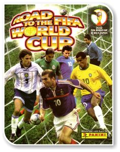 Panini Road to The FIFA World Cup 2002 Complete Loose Sticker Set Empty Album for sale online 2002 World Cup, Fifa World Cup, Rugby, Korea, Album, Baseball Cards, Rock Lee, Ebay, Venom