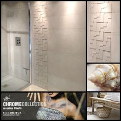 @Cerdomus Ceramiche - Sometimes #beauty needs a #3D #effect ! #Chrome by #cerdomusceramiche #cerdomus #quality #porcelaintiles #madeinitaly #madeincerdomus #wall #mosaics #mosaic #coverings25 #coverings2014 #ceramicsofitaly #love #architecture #floor #design #project