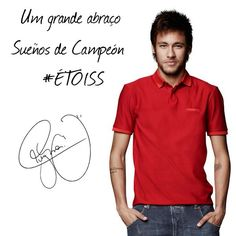 La verdadera historia del autógrafo de Neymar en www.championdreams.es