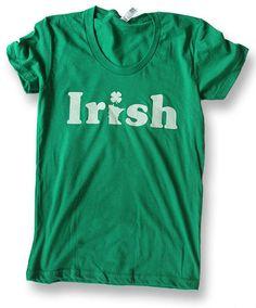 MN Irish Women's Crew – MPLS / STP Clothing Co.