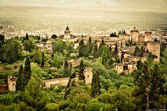 Mágica Alhambra de Granada