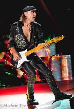 Mathias Jabs Of The Scorpions