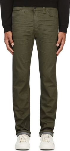 Olive Jeans by Levi's. Buy for $63 from SSENSE
