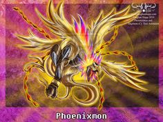 Digimon: Phoenixmon by *Juctoo on deviantART