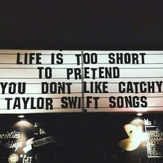 Funny Quotes : When you have dope taste in music but have to accept the guilty pleasures too. - The Love Quotes Taylor Swift Songs, Taylor Alison Swift, Taylor Lyrics, Song Lyrics, Infp, Lyric Quotes, Funny Quotes, Funniest Quotes, Backgrounds