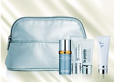 LA PRAIRIE - Receive your Complimentary Gift with the purchase of any two La Prairie products, one of which must be a Treatment product to the value of Free Gifts, Zip Around Wallet, Glamour, August 2013, Theatre, Beauty, Products, Promotional Giveaways, Theatres