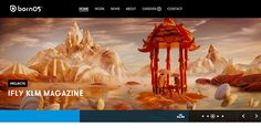 Born05 featured in 10 Best Portfolio Websites of June - http://www.obeymagazine.com/10-best-portfolio-websites-june/ #webdesign #portfolio #ux
