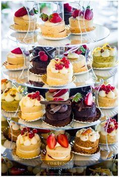 Looking more beautiful than a Christmas tree, was the wedding cake, visually stunning, not just delicious and made by Le Papillon Patisserie