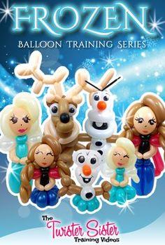 FROZEN Balloon Training Series