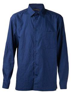 ISSEY MIYAKE MEN Crinkle Shirt