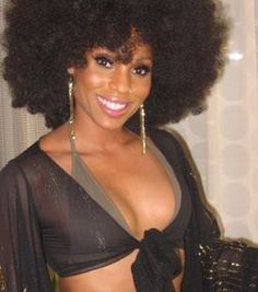 Adina howard small dick