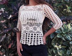 https://www.facebook.com/luhmaartecroche #crochet #croche #art