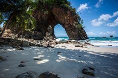 Cathedral Rock / Paria Bay, Blanchisseuse , Trinidad North Coast, Caribbean