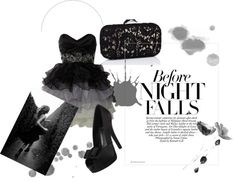 """before the night"" by taisha-ms on Polyvore"