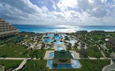 Iberostar Cancun #allinclusive resort in the hotel zone of Cancun, Mexico