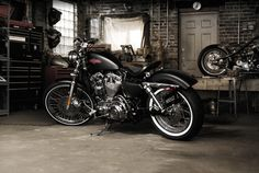 2012 Harley-Davidson Sportster Seventy-Two Motorcycle ~   Modern Spin on a Classic Design
