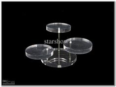 Wholesale cheap acrylic jewelry online, brand - Find best 3 tier black acrylic jewelry display stand riser lot of at discount prices from Chinese jewelry tray supplier - starshow on DHgate.com.