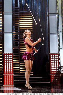 Miss Iowa 2007