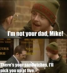 Spaced - hilarious, beautifully written, acted and directed, as good as tv gets, if you ask me. I also find nick frost pant-wettingly funny.