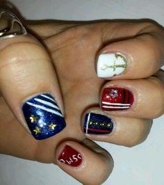 USMC nail art by Madi Studio 305 Usmc Nails, Marine Corps Ball, Popular Nail Art, Nail Art Images, Marine Mom, Pedi, How To Do Nails, Hair And Nails, Hair Makeup