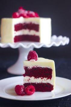 best red velvet cake, great idea for Mother's day!