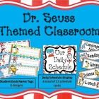 Find all your need for your Dr. Seuss themed classroom this school year. Students will be excited and ready to learn once they explore the world of...