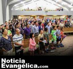 Más de cien inmigrantes chinos agradecen a Jesús por haberlo conocido en EEUU